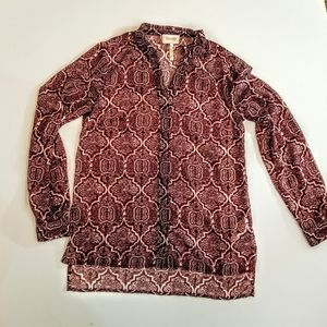 Laundry by Shellie Segal size 2 blouse